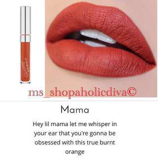 ❤️LAST 1 Authentic MAMA COLOURPOP - ULTRA MATTE FULL SIZE
