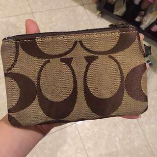 Coach wrislet dompet original