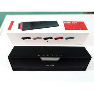 SDY-019 All-In-One Wireless/Bluetooth Speaker