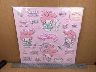 Sanrio My Melody 磁貼 749087