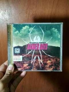 Album Danger Days - My Chemical Romance