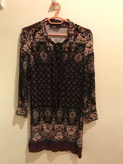 Blouse women batik style