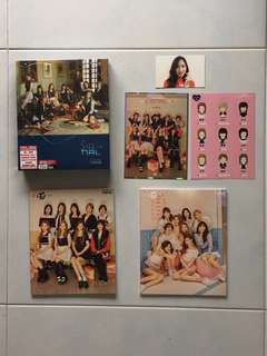 [SOLD] Twice Signal Thailand Edition with Mina photocard