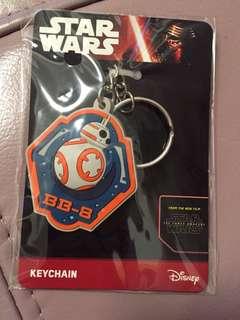 Star Wars BB-8 key chain 鎖扣