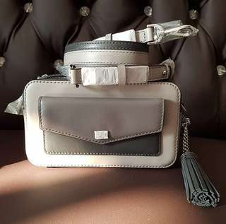 Michael Kors Tri-Color Leather Authentic