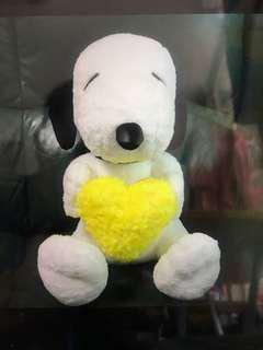 Snoopy 大公仔