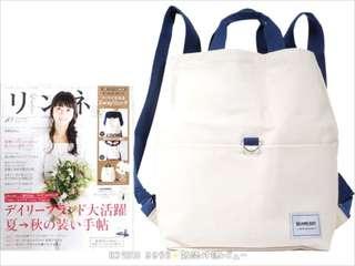 Beams Boy 2用 背囊/手挽袋(Tote Bag) ~ 日本雜誌附錄袋