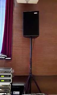 Nexo 4pcs top speaker only