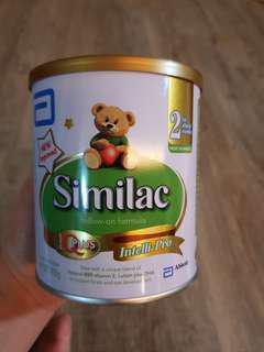 Similac Stage 2 milk powder
