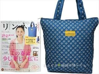 Olivades 經典圖案 單膊/手挽袋 (Tote Bag) 連原裝紙盒 ~ 🇯🇵日本雜誌附錄袋