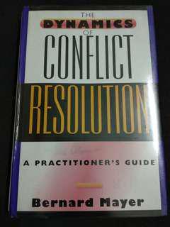 The Dynamics of Conflict Resolution - Bernard Mayer #OCT10