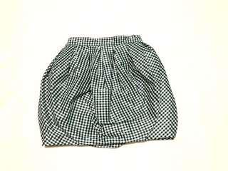 Gingersnaps Checkered Skirt