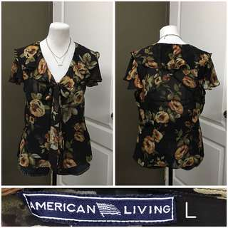 Large blouse 80 pesos only!