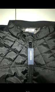 Jaket bomber old navy