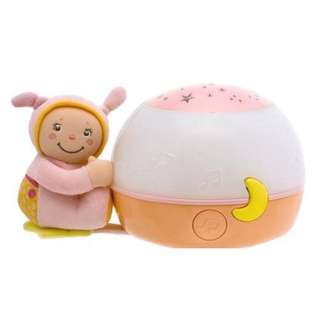 First Dreams Goodnight Stars Projector & Music Lullaby