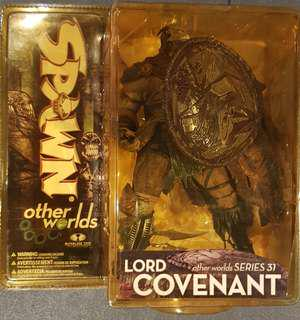 SPAWN SERIES 31 LORD COVENANT