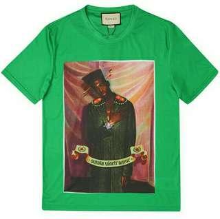 Gucci Printed Pop Art Shirt(orig. P3150)