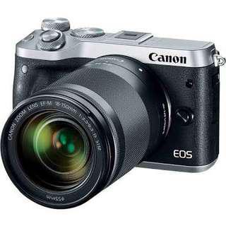 """Cus camera canon M6 bisa kredit garansi resmi punya komunitasnya juga """" SEMUT PHOTO"""" Garansi resmi sist gan ayo"""