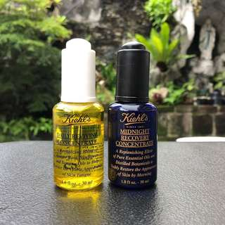 KIEHL'S Serum Bundle