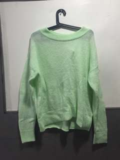Authentic H&M Mint Pullover