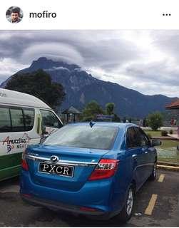 Sewa kereta Bezza (A) Sabah Kota Kinabalu