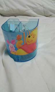 Winnie the pooh stationery holder
