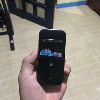 Smart pocket wifi with lte sim included / globe lte swap