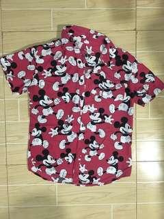 Mickey mouse polo