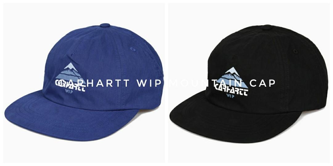 7c9866b0241 2色預定Carhartt WIP Mountain Cap