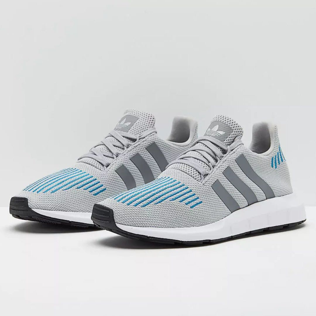 f81792874 Adidas Originals Swift Run - GREY SIZE 11
