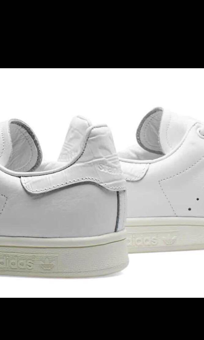 Adidas Stan Smith white with off-white
