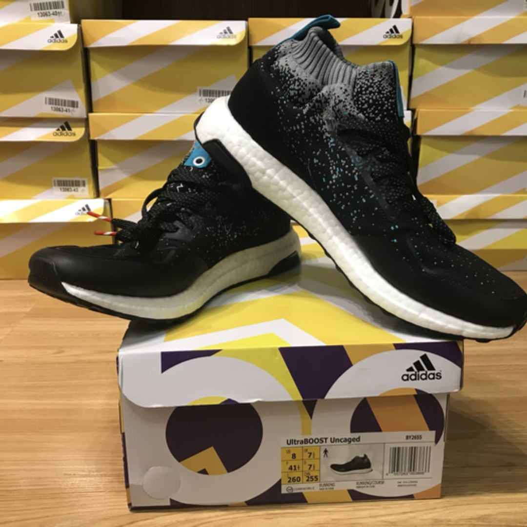 8ed50d75adc32 Adidas Ultraboost Uncaged x Solebox x Packer 100% ORIGINAL BASF ...