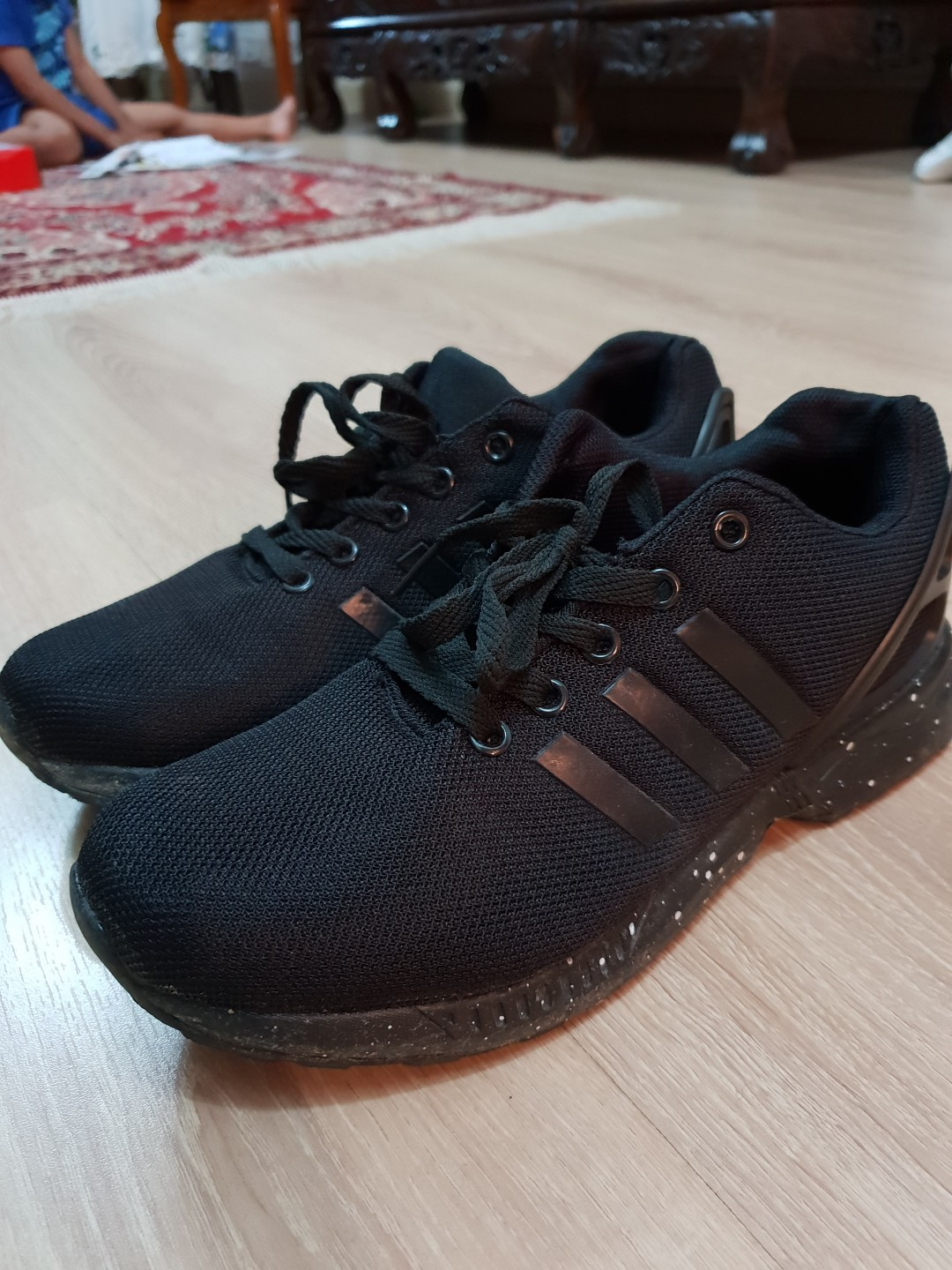 855ff25988fb0 sweden adidas zx flux multicolor trainers 092b7 fc787  low price adidas zx  flux copy ori womens fashion shoes on carousell 1c099 bb970