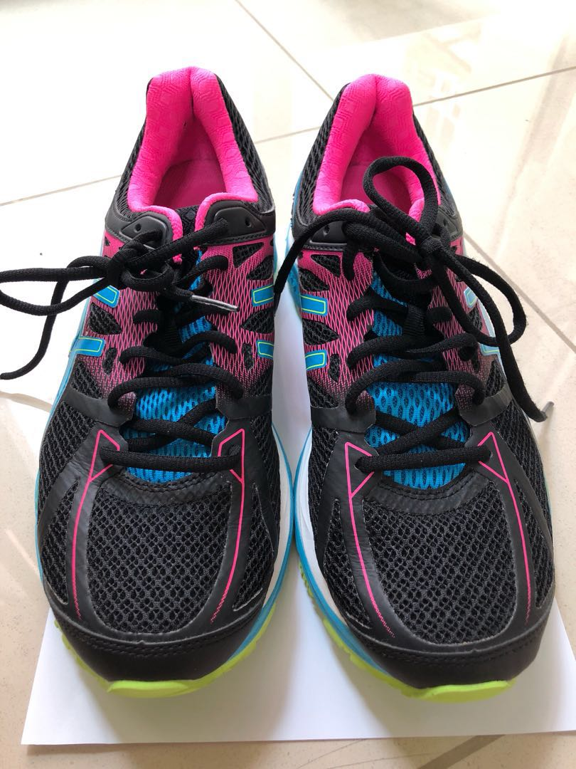 info for e7972 1866f ASICS gel sports shoes - size US 11