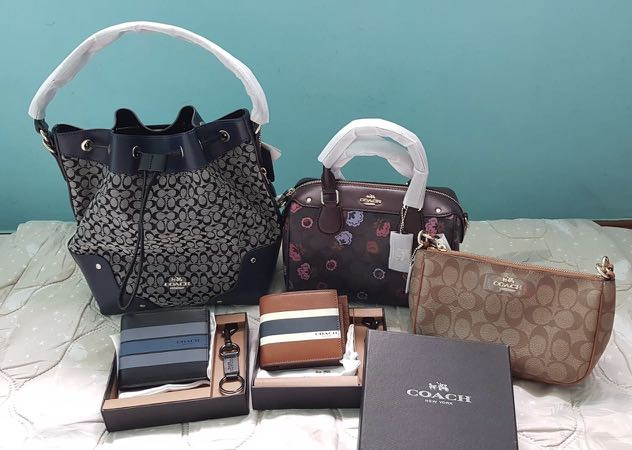12fa0429af2d8 Authentic!! Coach Bag and wallets FOR SALE!!!! Low price!!!, Women's ...