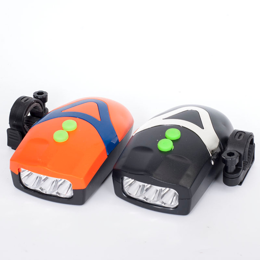 Bicycle Headlight With Electronic Siren Car Accessories Electronics Lights On Carousell