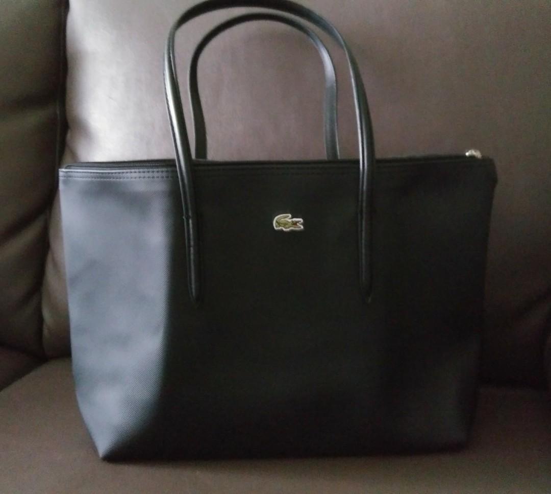 0c1d0e56bb BRAND NEW LACOSTE Sling Tote Bag, Luxury, Bags & Wallets, Handbags ...