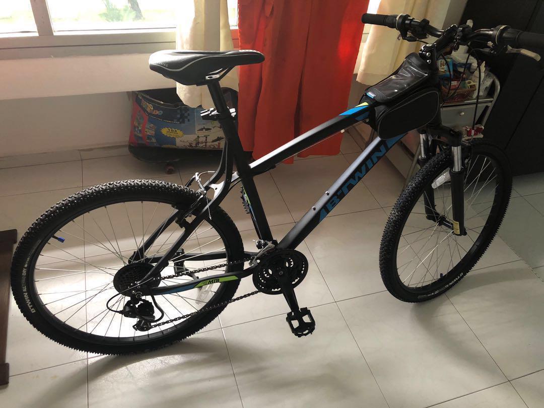 Bicicletta Rockrider 340