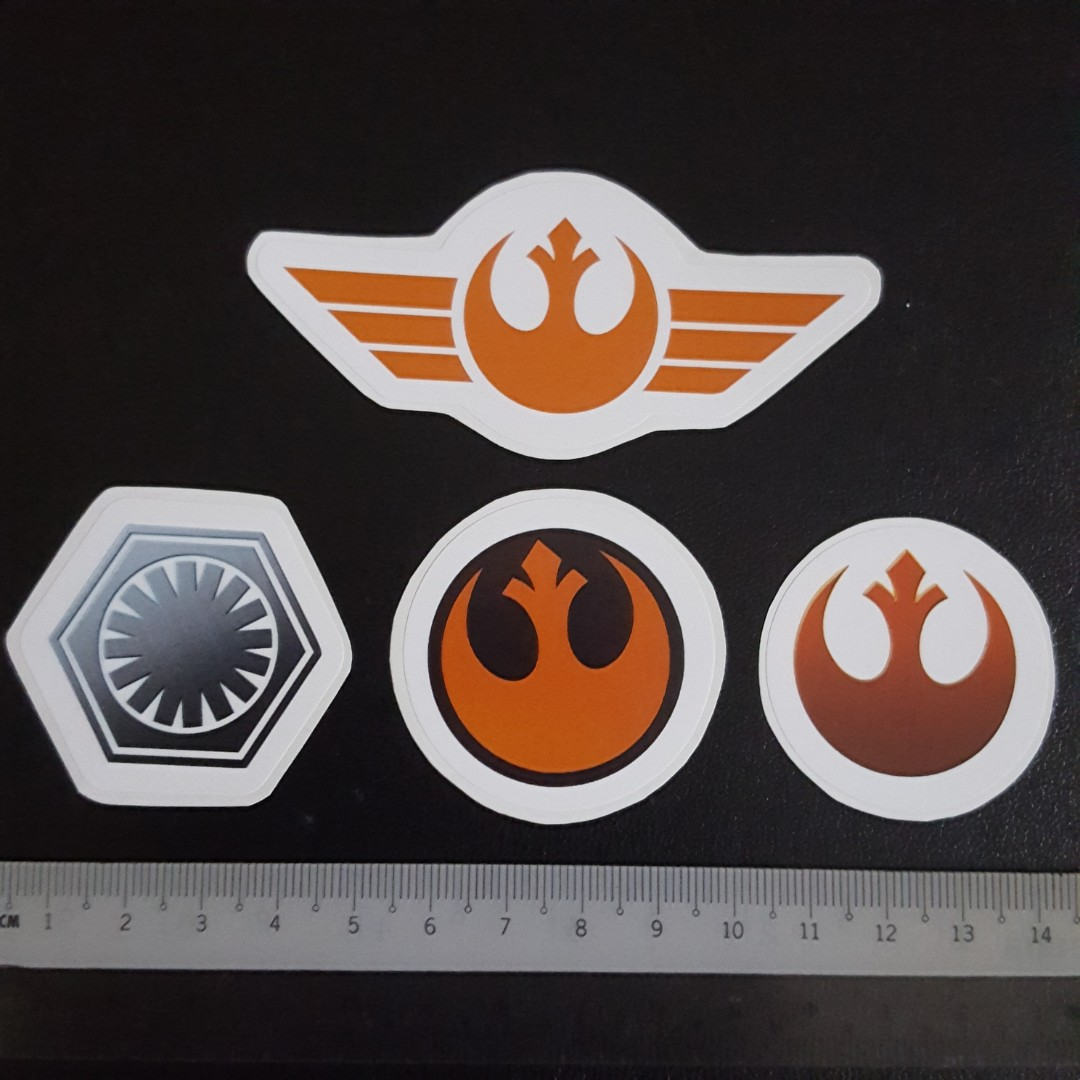 Order Logo Stickers