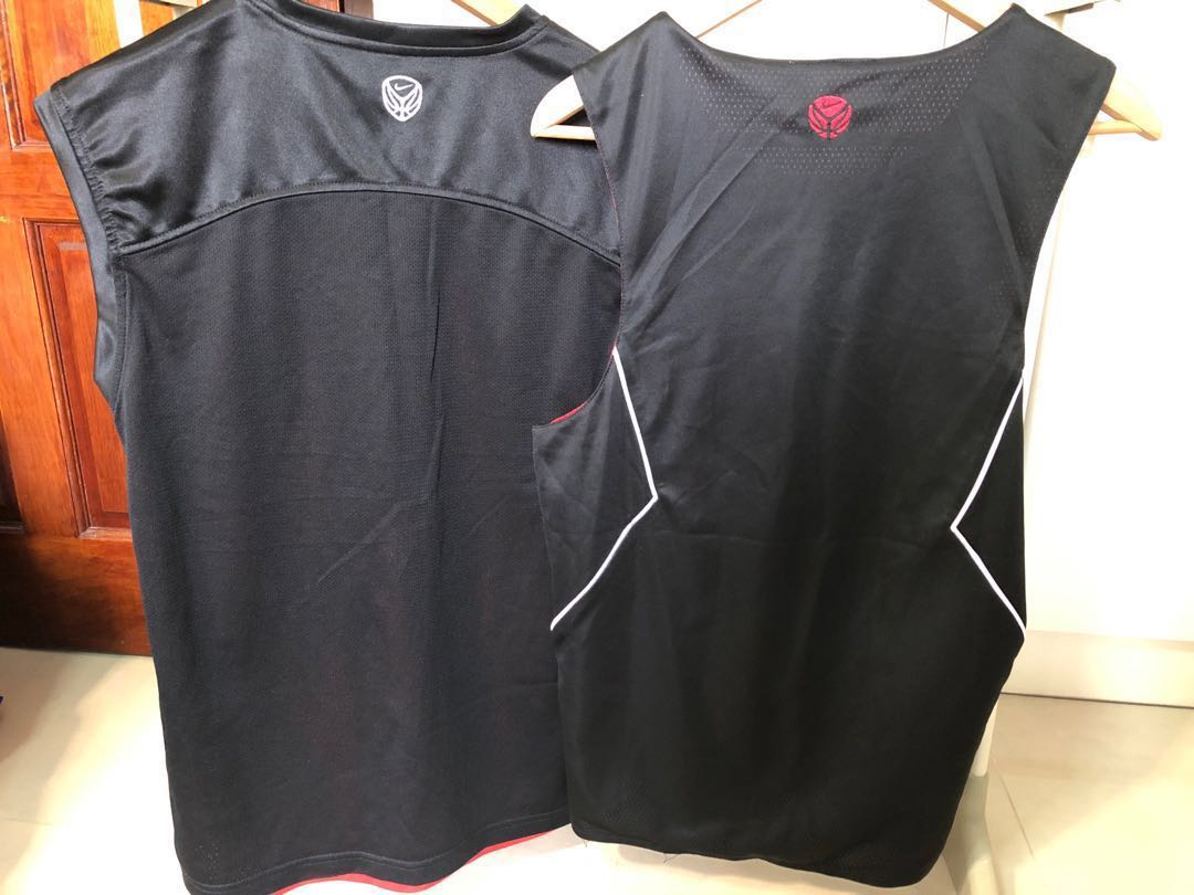54b40636b Cheap Sale Nike Basketball Jersey reversible, Men's Fashion, Clothes, Tops  on Carousell