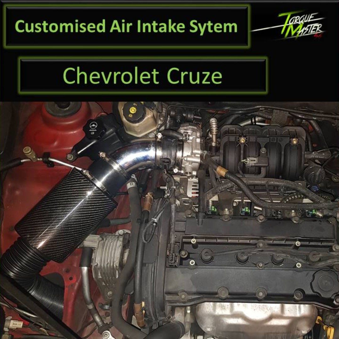 Customize Air Intake For Chevrolet Cruze With Labour Fuel Filter Open Close Pod Car Accessories On Carousell