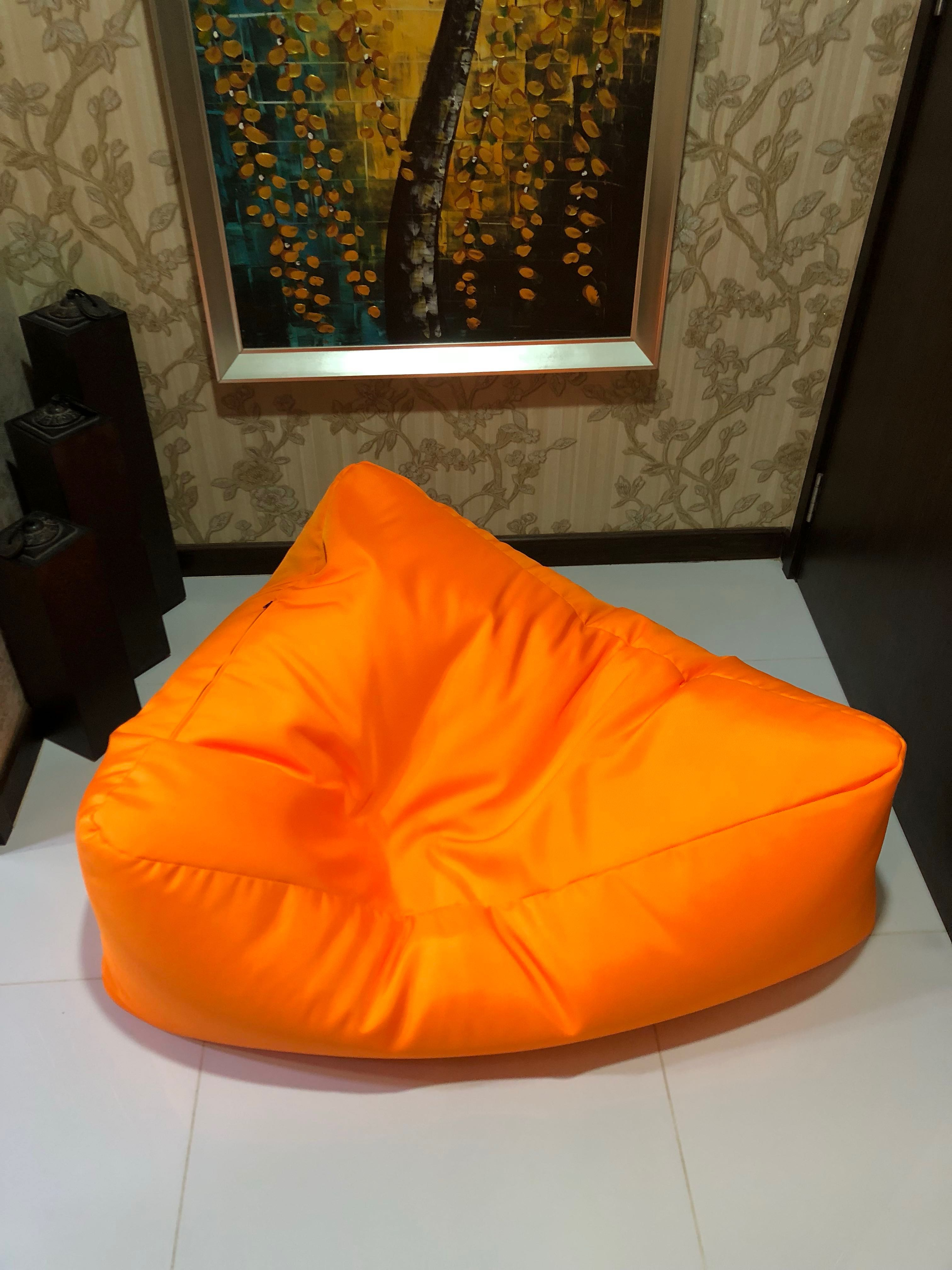 64597e91c8f Designer Bean bag ( Local brand), Furniture, Sofas on Carousell