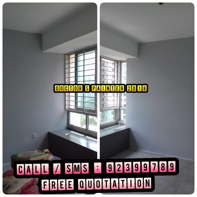 Direct Contractor! Cheap & Professional painting services