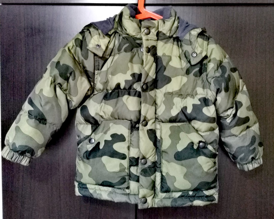 d716a79881721 Down Jacket Baby Gap (Boy), Babies & Kids, Boys' Apparel, 4 to 7 ...