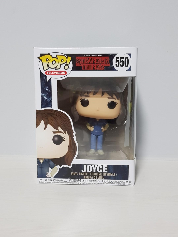79391b46dc7 Funko Pop! Stranger Things  550  Joyce