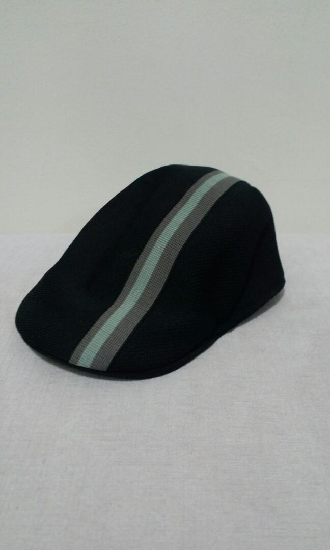 Kangol Polo Stripe Medium   Mens Hat Cap Head gear ca47c4e9751