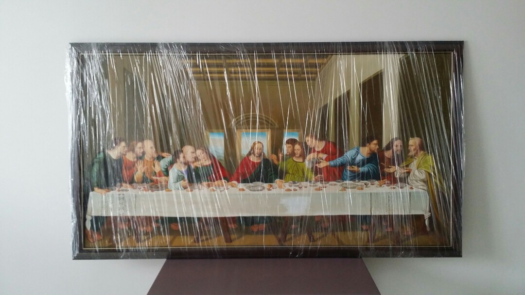 Last Supper Mural Furniture Home Decor Others On Carousell