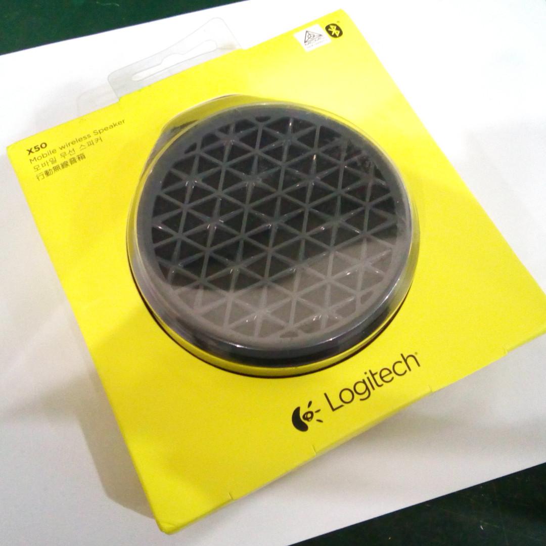 Logitech X50 Bluetooth Speaker Electronics Audio On Carousell