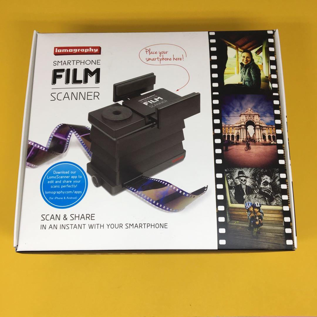 Lomography 35mm Film Scanner