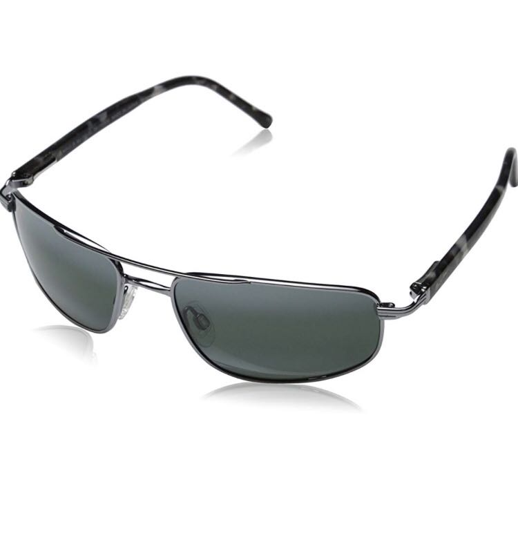e01e1c978b2d Maui Jim Kahuna- Gunmetal glasses, Men's Fashion, Accessories ...